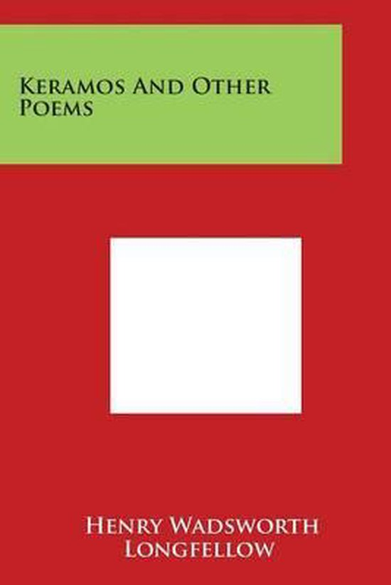 Keramos and Other Poems
