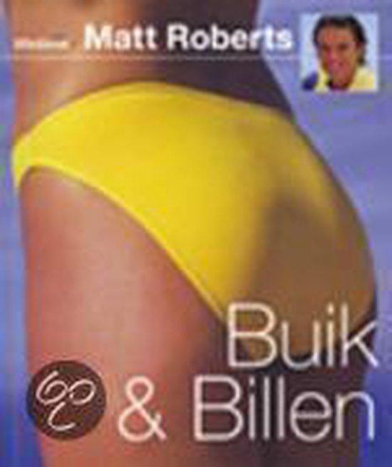 Cover van het boek 'Buik en billen'