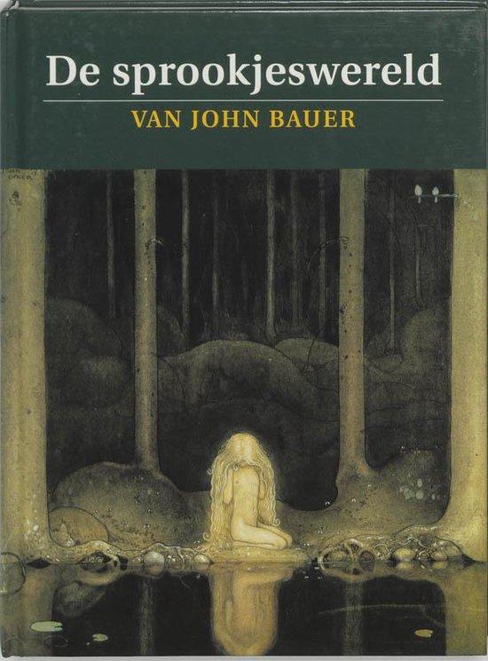 Cover van het boek 'De sprookjeswereld van John Bauer'