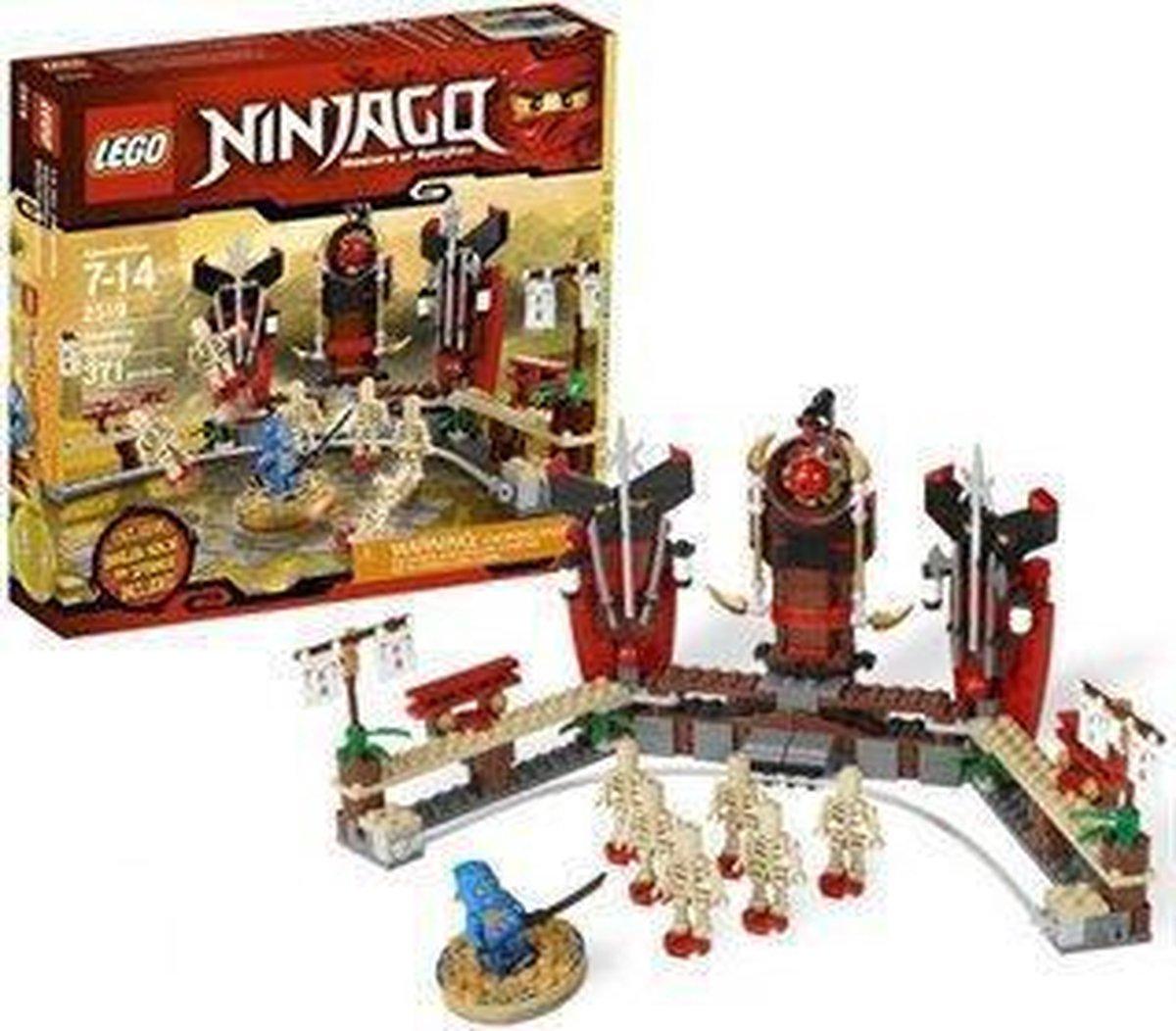 Lego Ninjago: masters of spinjitzu (2519)