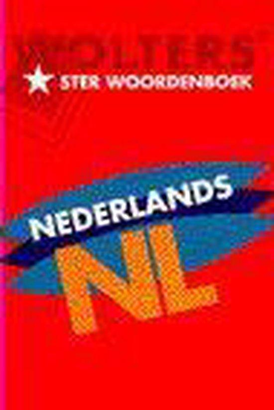Wolters' Ster Woordenboek Nederlands (kleine Koenen) - none |