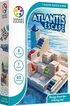 SmartGames - Atlantis Escape - denkpuzzel (60 opdrachten)
