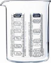 Pyrex Classic Prepware Maatglas - Borosilicaatglas - 250 ml - Transparant