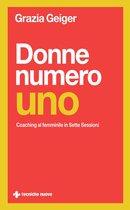 Boek cover Donne numero uno van Grazia Geiger