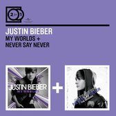 2 For 1: My Worlds / Never Say Neve