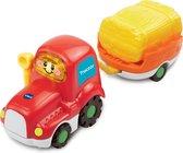 VTech Toet Toet Auto's Tom Tractor & Hooiwagen - Speelfiguren