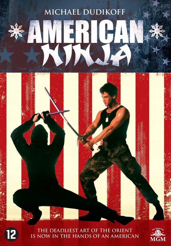 Cover van de film 'American Ninja'