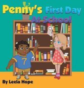 Penny's First Day at School