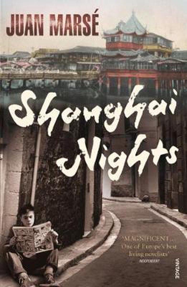 bol.com | Shanghai Nights, Juan Marse Carbo | 9781784707187 | Boeken
