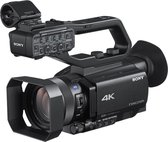 Sony HXR-NX80 digitale videocamera 14,2 MP CMOS Handcamcorder Zwart 4K Ultra HD