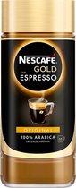 Nescafé Gold Espresso Oploskoffie pot - 6 x 100 gram