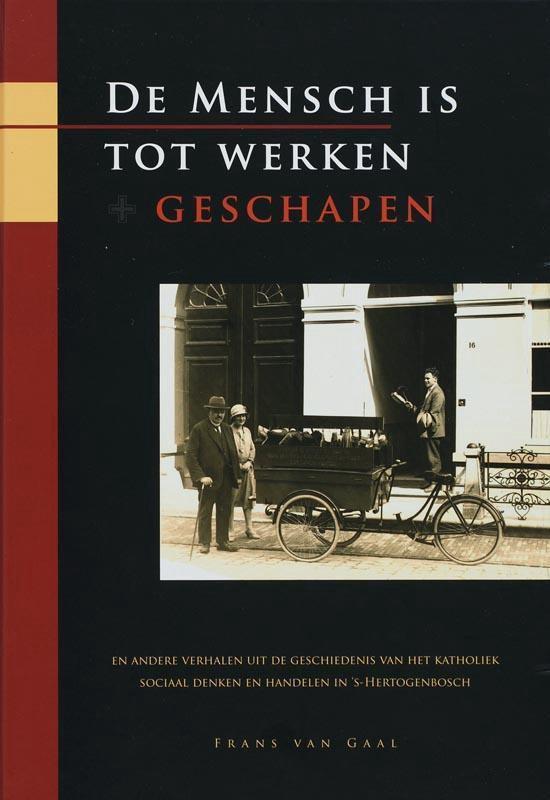 De Mensch is tot werken geschapen - F. van Gaal | Readingchampions.org.uk