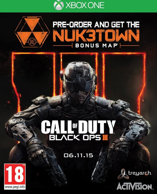 Call Of Duty: Black Ops 3 - Xbox One