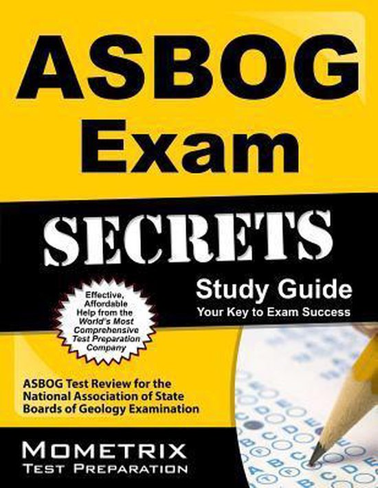 Asbog Exam Secrets Study Guide
