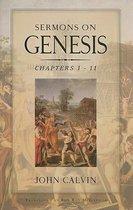 Boek cover Sermons on Genesis Chapters 1-11 van Jean Calvin