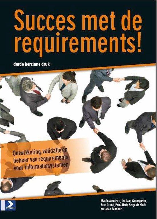 Succes met requirements! - Martin Arendsen |