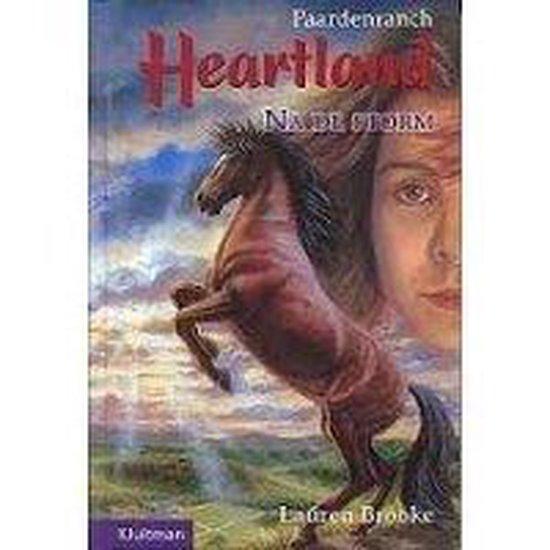 Cover van het boek 'Heartland na de storm' van Lauren Brooke
