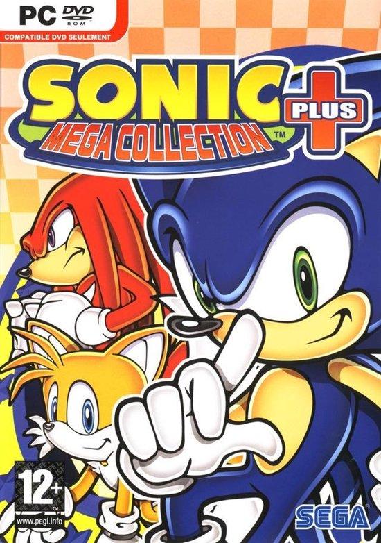 Sonic Mega Collection Plus (DVD-ROM) – Windows
