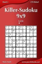 Killer-Sudoku 9x9 - Leicht - Band 2 - 270 R tsel