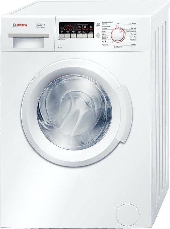 Bosch WAB28262NL - Serie 2 - Wasmachine