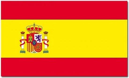 Bol Com Vlag Spanje 90 X 150 Cm Feestartikelen Spanje Landen Thema Supporter Fan Decoratie