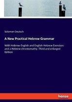 A New Practical Hebrew Grammar
