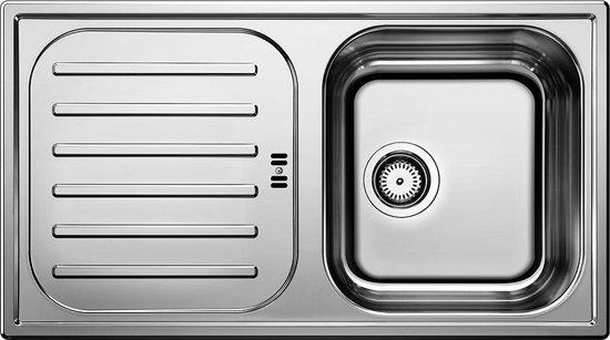 Blanco RVS Luxe Keukenpoelbak Flex 521007 - Spoelbak - Keuken