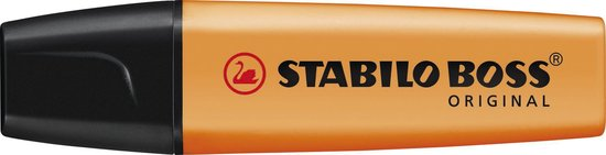 STABILO BOSS ORIGINAL Markeerstift Oranje - per stuk