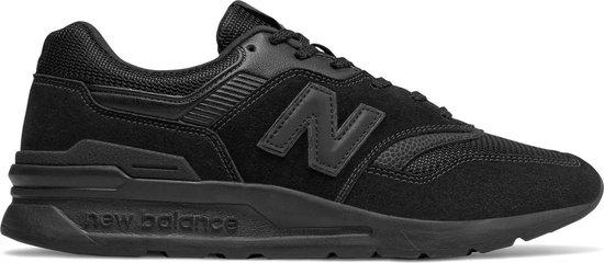 New Balance 997 Sneaker Sneakers - Maat 44 - Mannen - zwart