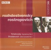 Tchaikovsky: Symphony No. 4; Shostakovich: Cello Concerto No. 1