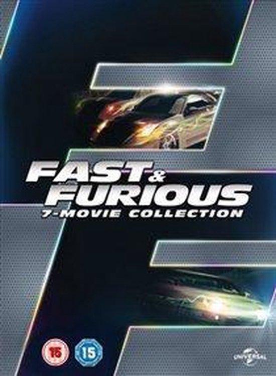 Fast & Furious 1-7