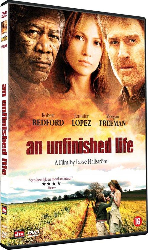 Cover van de film 'An Unfinished Life'