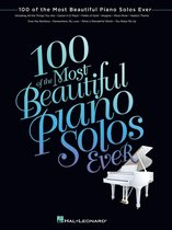 Afbeelding van 100 of the Most Beautiful Piano Solos Ever (Songbook)