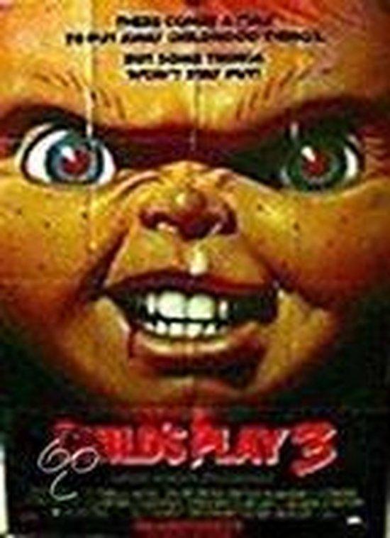 Cover van de film 'Child's Play 3'