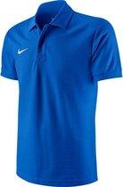 Nike Poloshirt - Blau - S