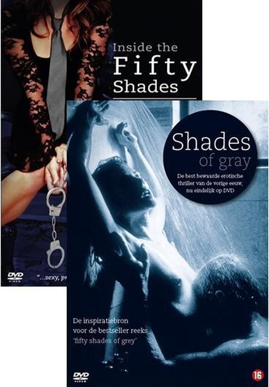 Shades Of Gray/Inside The Fifty Shades