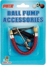 Sportline ballenpomp accessoires