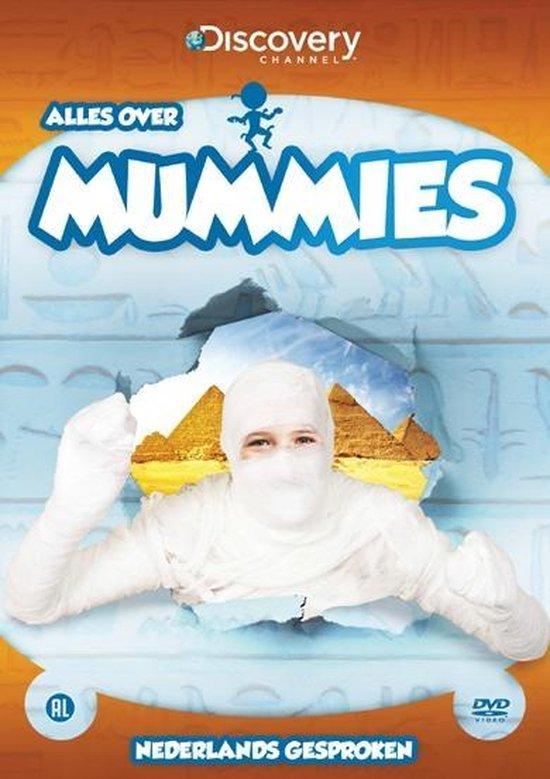Cover van de film 'Alles Over Mummies'