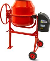 140 Liter Betonmolen, Betonmixer 650 Watt