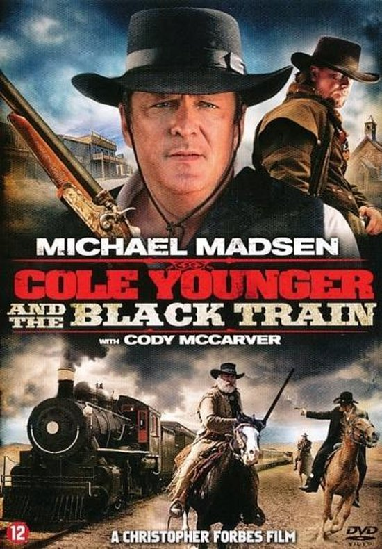 Cover van de film 'Cole Younger And The Black Train'