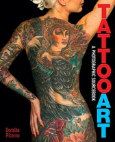 Boek cover Tattoo Art van Doralba Picerno