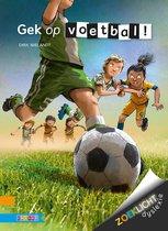 Zoeklicht dyslexie  -   Gek op voetbal!