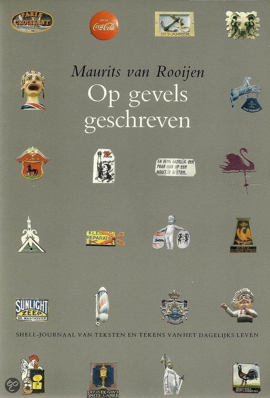 Shell-journaal van teksten en tekensvan het dagelijks leven - Rooyen |