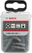 Bosch Bit Extra-Hart PH 2, 25 mm 25st
