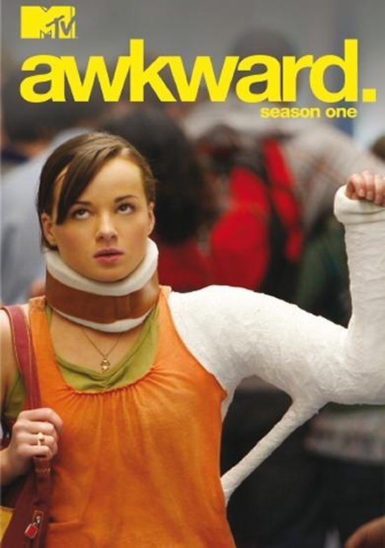 Cover van de film 'MTV Awkward'