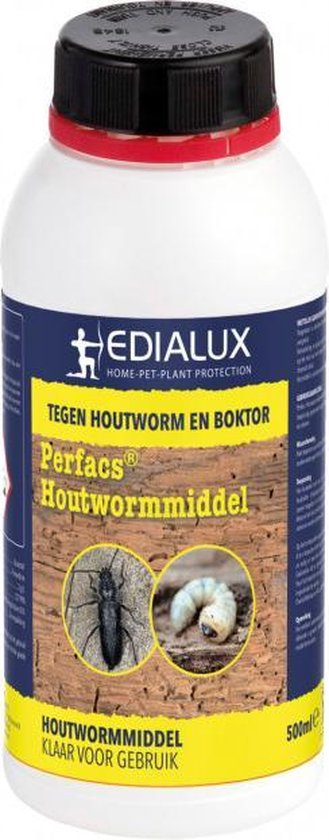Perfacs houtworm middel 500ml
