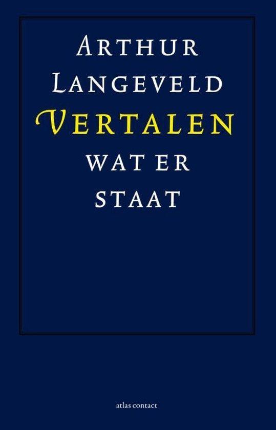Vertalen wat er staat - Arthur Langeveld | Fthsonline.com