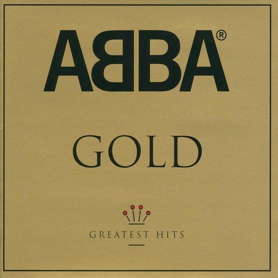 CD cover van Gold: Greatest Hits van ABBA