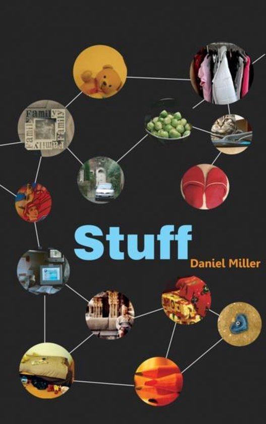 Boek cover Stuff van Daniel Miller (Paperback)
