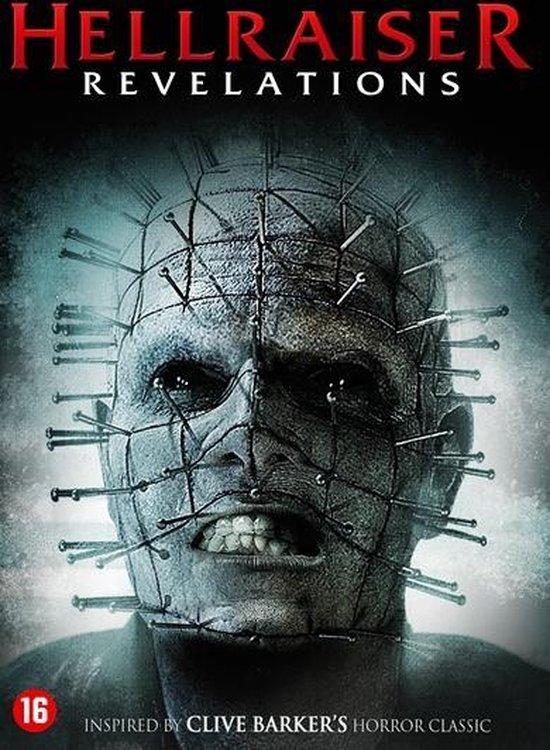Cover van de film 'Hellraiser: Revelations'